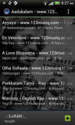 screenshot of com.musicplayer.music