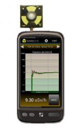 screenshot of com.optivelox.radmeter