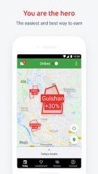 screenshot of com.pathao.driver