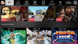 screenshot of com.peotv.peotvgo