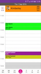 screenshot of com.phorest.phorestgo