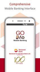 screenshot of com.saraswat.mobilebankingv2