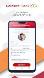 screenshot of com.saraswat100.banking