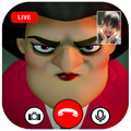 Scary Techer Call You - Fake video call Prank 3.2.1