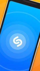 screenshot of com.shazam.android