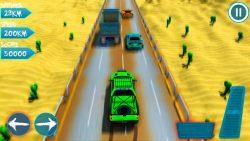 screenshot of com.speedhighway.cardriving.extreme.trafficracingTypeamessage