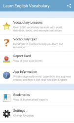 screenshot of com.talkenglish.englishvocab