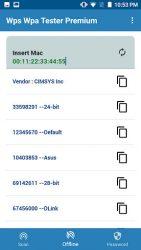 screenshot of com.tester.wpswpatester