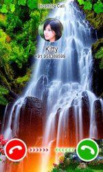 screenshot of com.uta.waterfallcallerscren.sandepashss