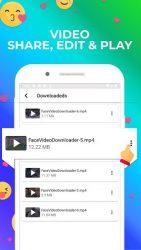 screenshot of com.videolab.videodownloaderforfacebook