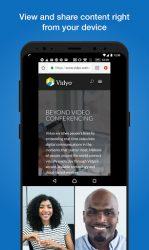 screenshot of com.vidyo.neomobile