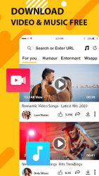 screenshot of com.vpn.freevideodownloader
