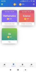 screenshot of com.youroaks.student