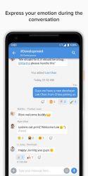 screenshot of com.zoho.chat