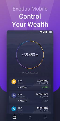 Exodus Crypto Wallet Exchange-Gebuhren