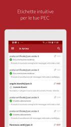 screenshot of it.aruba.pec.mobile