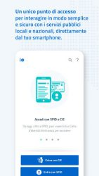 screenshot of it.pagopa.io.app