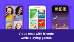 screenshot of live.bunch.group.video.chat.party.games