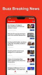 screenshot of news.buzzbreak.android