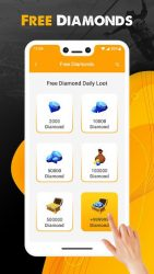 screenshot of photoframeeditors.toolappmaster.guideforfreediamond.freedaimond