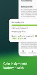 screenshot of com.digibites.accubattery