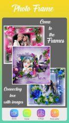 screenshot of com.editor.photo.flower.photoframe