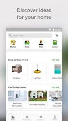 screenshot of com.houzz.app
