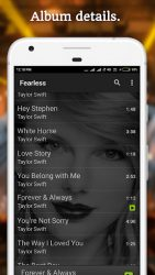 screenshot of com.music.androidmusicplayer