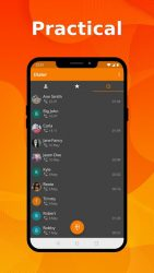 screenshot of com.simplemobiletools.dialer