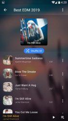 screenshot of com.ultimate.music.mp3.musicplayer