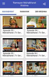 screenshot of com.ultimatevideoapp.mahabharat_ramayan