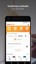 screenshot of kh.com.truemoney.truemoneymobile