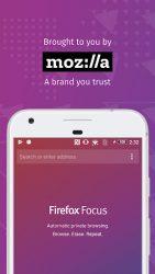 screenshot of org.mozilla.focus