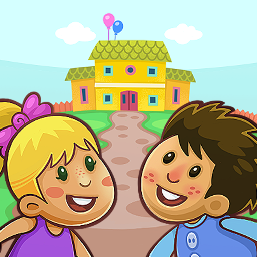 Kiddos in Kindergarten - Free Games for Kids
